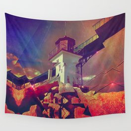 brystyl lyyt Wall Tapestry