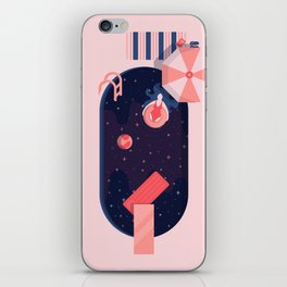 Starbathing iPhone Skin