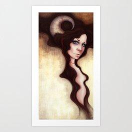 Andante Art Print