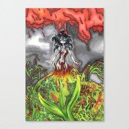 Degrowth Canvas Print