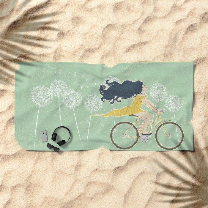 Ventura Highway Beach Towel