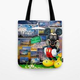 California Mouse by John Logan Tote Bag