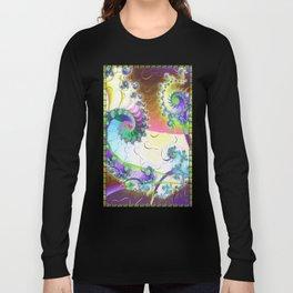 Crystal Parfait Long Sleeve T-shirt