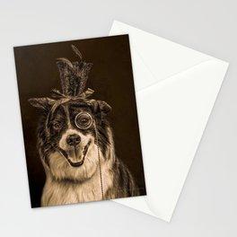 Vintage Dog Stationery Cards