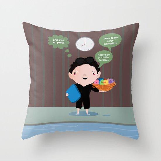 Renata Throw Pillow