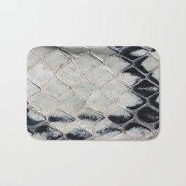 Snake skin Bath Mat