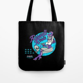 Roswell Rosie Tote Bag