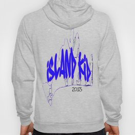 Island Kid Blue Wave Hoody
