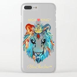 BlasChicInc(TM) HighKing(TM) Clear iPhone Case