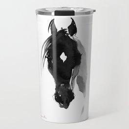 Horse (Star) Travel Mug