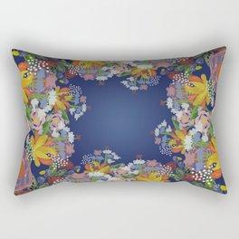 Encircled Garden Rectangular Pillow