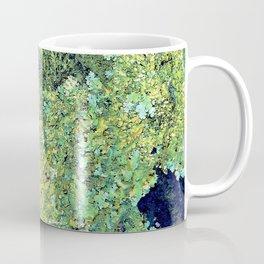 Shield Lichen Coffee Mug