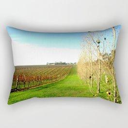 Scotchmans Hill Winery Rectangular Pillow