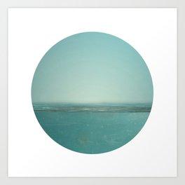 Under Water 3 Art Print