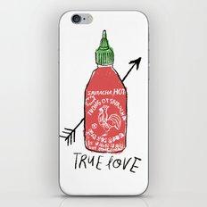 True Love iPhone & iPod Skin