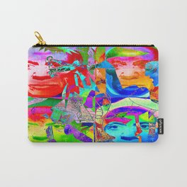 Pop Picasso Carry-All Pouch