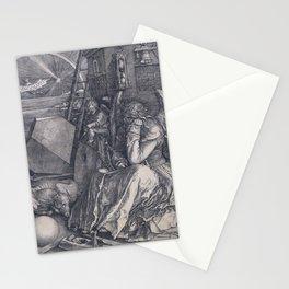 Albrecht Dürer Melencolia I Stationery Cards