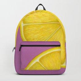 Pink Lemonade Backpack