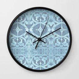 San Lorenzo Blue Wall Clock