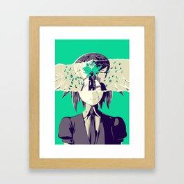 Loss - Houseki no Kuni poster Framed Art Print