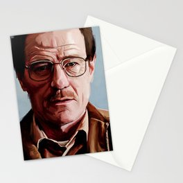 Walter Hartwell White - Breaking Bad Stationery Cards