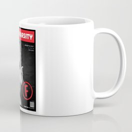 Failed Junior Varsity President Coffee Mug