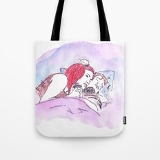 Eternal Sunshine of the Spotless Mind Tote Bag