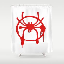 im coming home Shower Curtain
