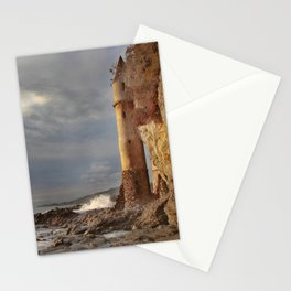 Pirate Tower Stationery Cards