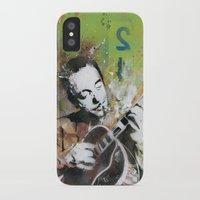 django iPhone & iPod Cases featuring Django by MATEO