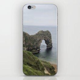 Path to Durdle Door England iPhone Skin