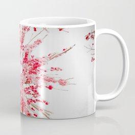 Frozen red Coffee Mug
