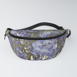 Wisteria Flowers Fanny Pack