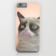 grumpy-cat-Orange Slim Case iPhone 6