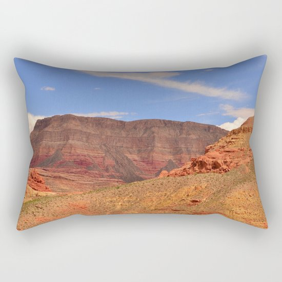 Virgin River Canyon Rectangular Pillow