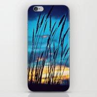 western iPhone & iPod Skins featuring Western Sky by Melanie Ann