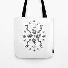 Botanica Composition  Tote Bag