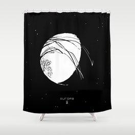EUROPA Shower Curtain