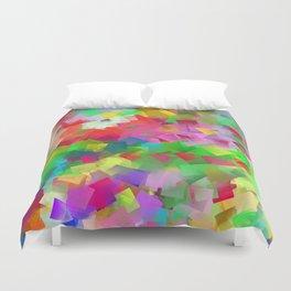 CC - chaotic cubism ... Duvet Cover