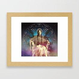 Deva Framed Art Print