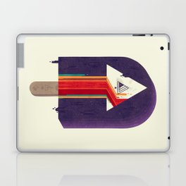 A Treat From Beyond Laptop & iPad Skin