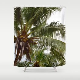 Costa Palms Shower Curtain