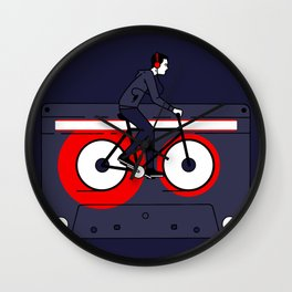 Welcome to Your Tape Wall Clock