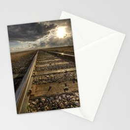 On the Rails Stationery Cards