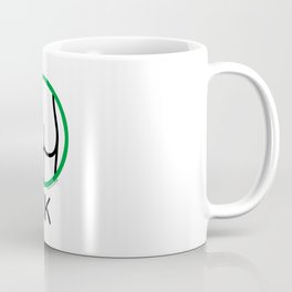 It's OK: Clothing not required here! Coffee Mug