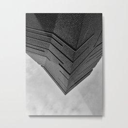 upside tate, london Metal Print