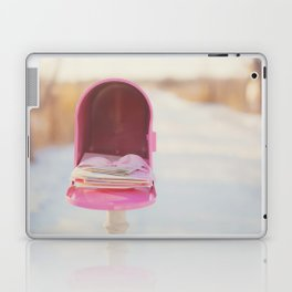 The one good thing about not seeing you is that I can write you letters.  ~Svetlana Alliluyeva Laptop & iPad Skin