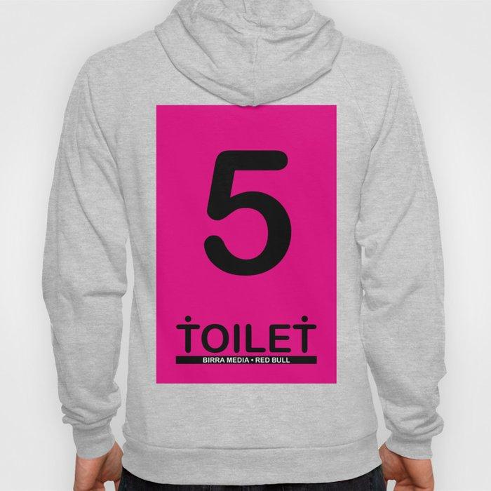 TOILET CLUB #5 Hoody