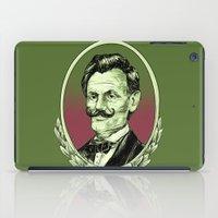 lincoln iPad Cases featuring Lincoln by Esteban Ruiz