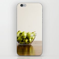 Pears iPhone Skin